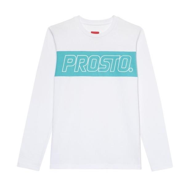 Longsleeve Prosto Woman Freshie White