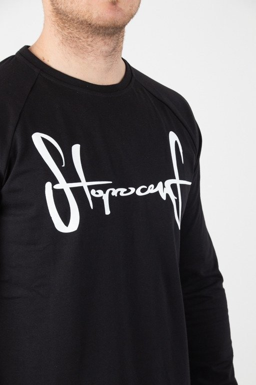 Longsleeve Stoprocent Base Tag Black