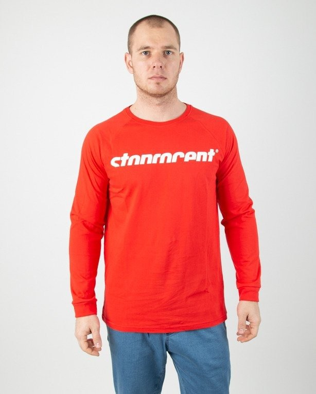 Longsleeve Stoprocent Simplecut Red