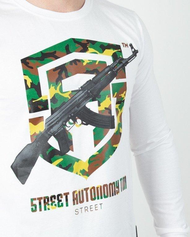 Longsleeve Street Autonomy Ak Camo White 2019