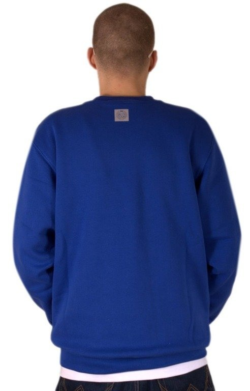 MASS BLUZA BEZ KAPTURA BASE 013 DARK BLUE