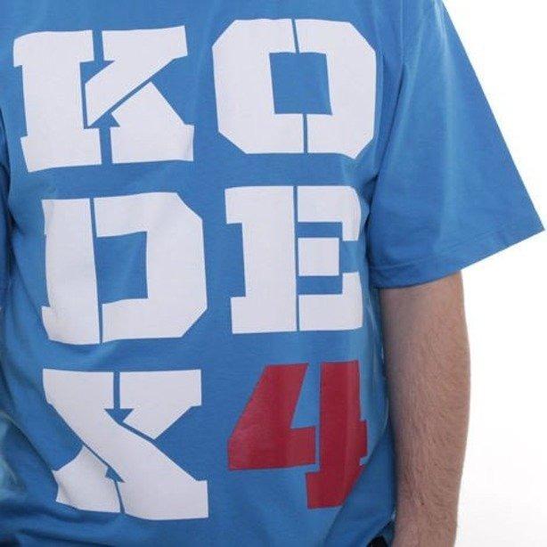 MASS KOSZULKA TYPE BLUE