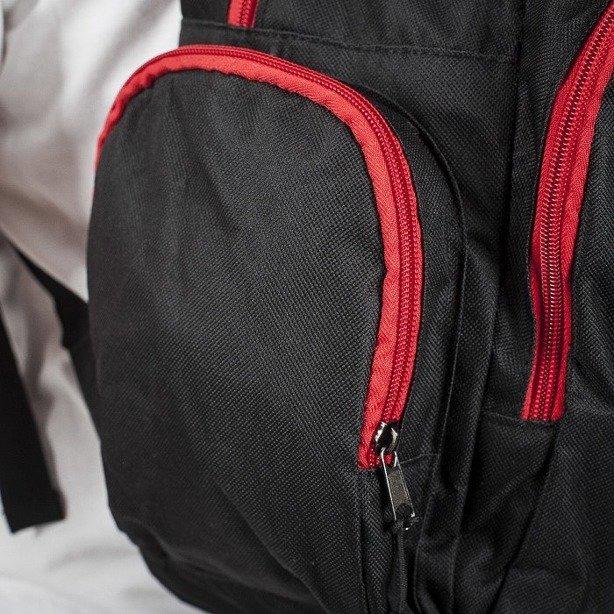 MASS PLECAK BASE 013 BLACK-RED