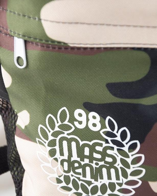 MASS SMALL BAG BASE CAMO