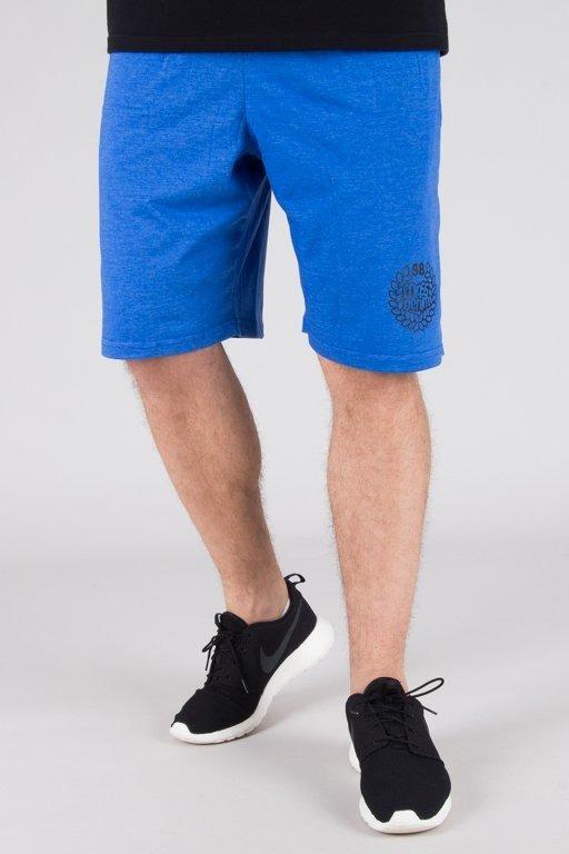 MASS SWEATSHORTS BASE BLUE
