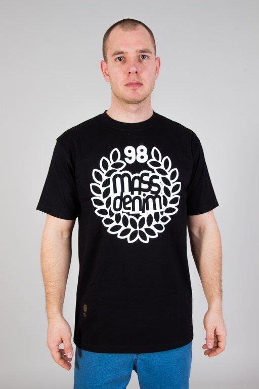 MASS T-SHIRT BASE BLACK