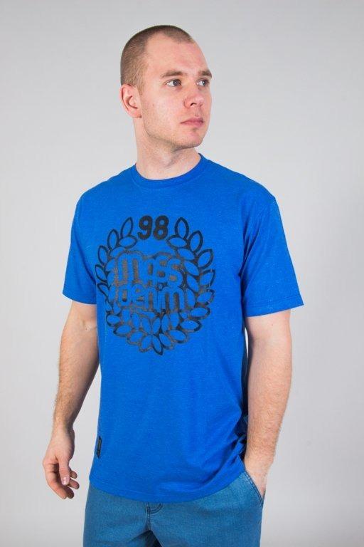 MASS T-SHIRT BASE BLUE
