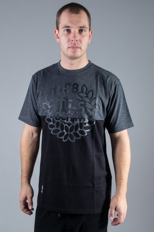 MASS T-SHIRT BASE CUT GRAFIT-BLACK