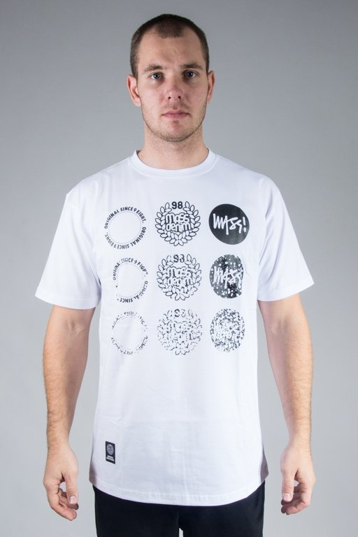 MASS T-SHIRT MIND WHITE