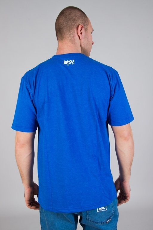 MASS T-SHIRT SIGNATURE BLUE