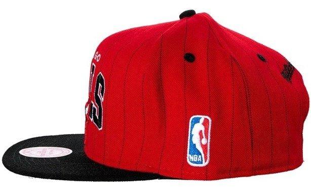 MITCHELL & NESS CZAPKA NBA SNAPBACK CHICAGO BULLS