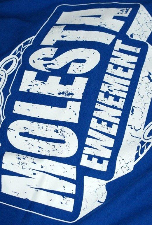 MOLESTA EWENEMENT KOSZULKA KLASYK BLUE
