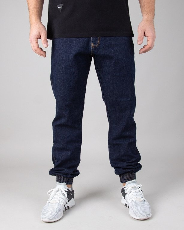 MORO JEANS JOGGER STRAIGHT FIT PARIS LAUR DARK