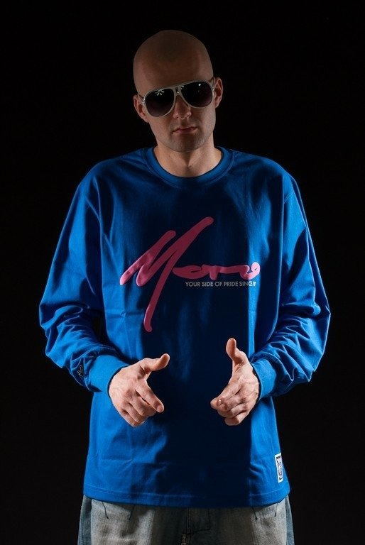 MORO LONGSLEEVE PARIS BLUE