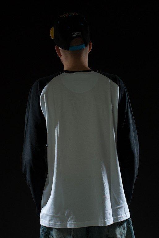MORO LONGSLEEVE UNIVERSITY WHITE-BLACK