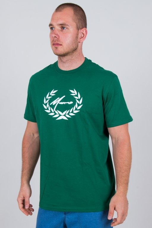 MORO T-SHIRT PARIS LAUR18 GREEN