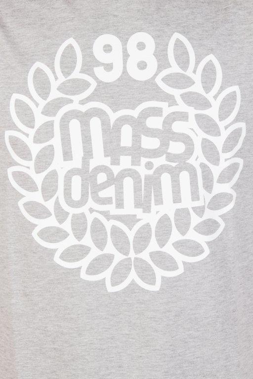 Mass Koszulka T-shirt Base Grey