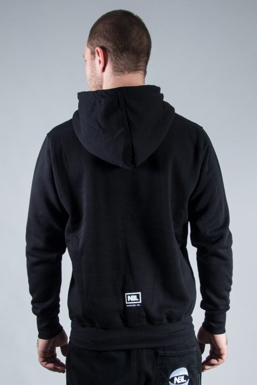 NEW BAD LINE HOODIE CLASSIC BLACK - OUTLET