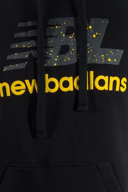 NEW BAD LINE HOODIE NEWBADLANS BLACK