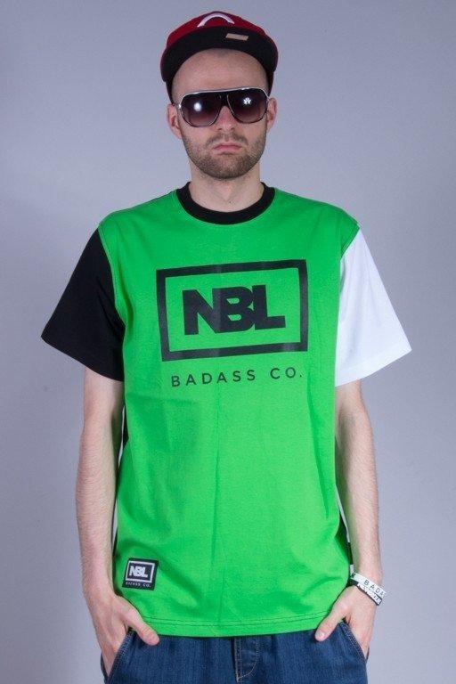 NEW BAD LINE KOSZULKA ICON GREEN-BLACK