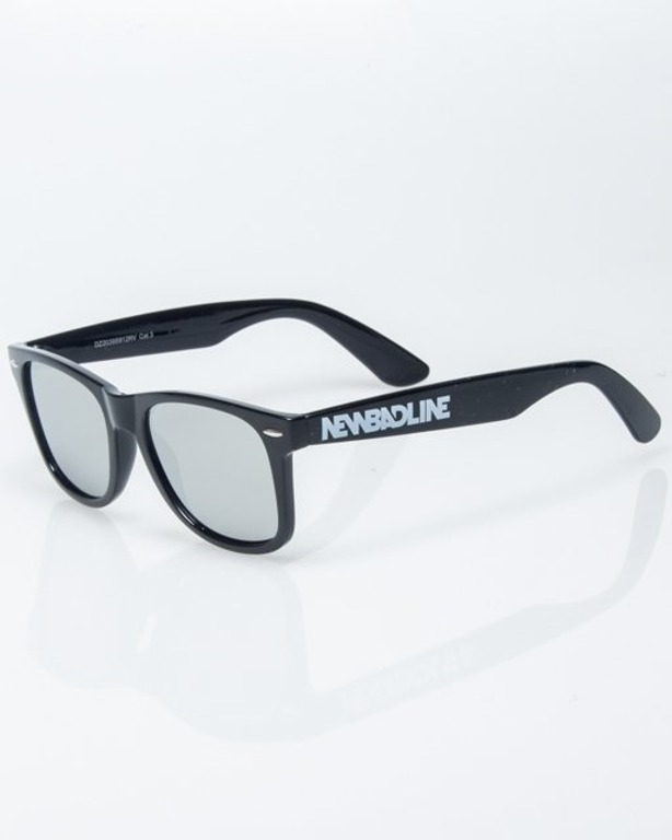 NEW BAD LINE OKULARY CLASSIC FLAT FLASH 1222