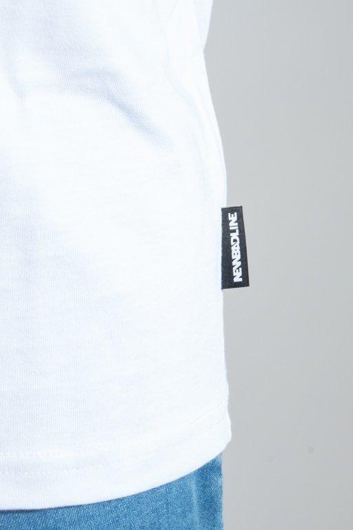 NEW BAD LINE T-SHIRT ŁAPA WHITE