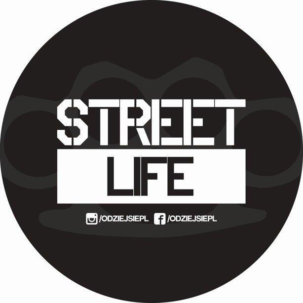 Odziejsie Vlepa Street Black