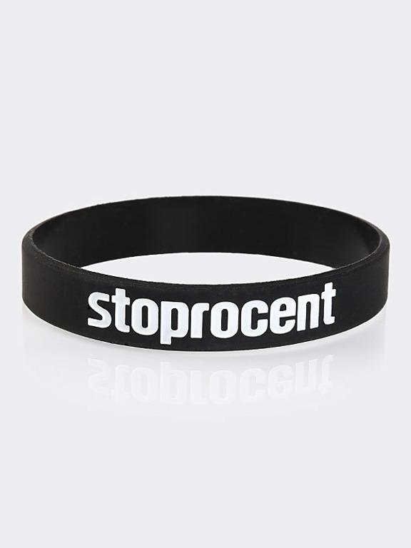 Opaska Stoprocent Brand Black