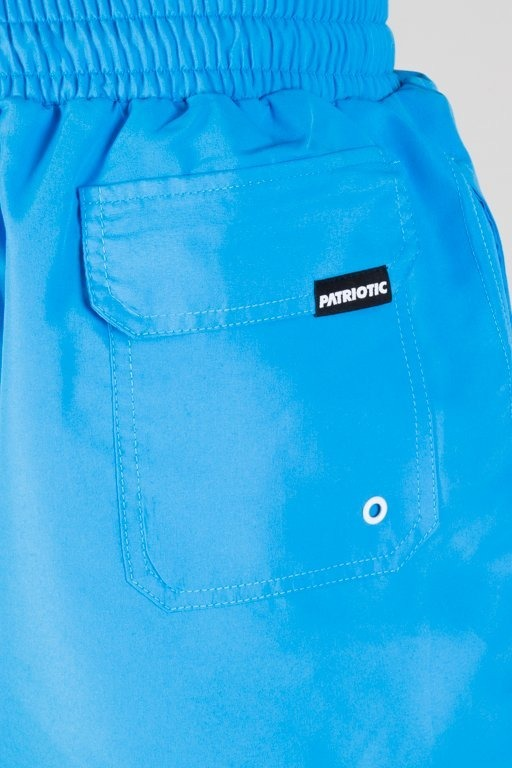 PATRIOTIC SHORTS CLS BLUE