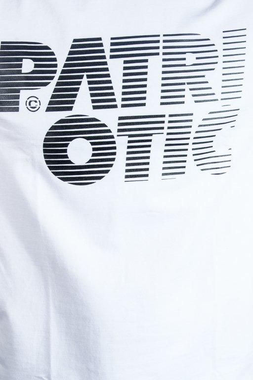 PATRIOTIC T-SHIRT SLIM CLS SHADE WHITE