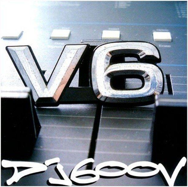 Płyta Cd Dj 600V - V6