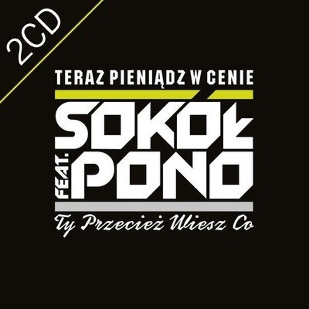 PŁYTA CD SOKÓŁ FEAT. PONO TPWC 2CD