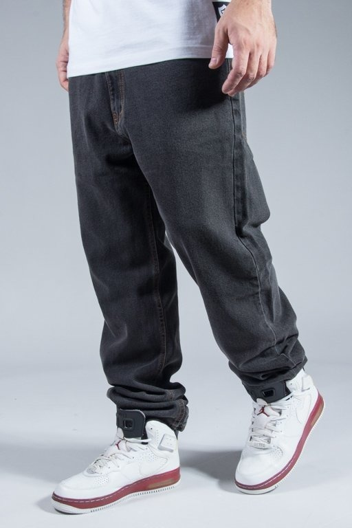 PROSTO JEANS FLAVOUR 2 BAGGY GREY