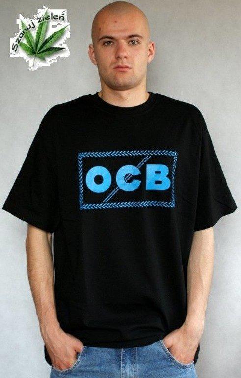 PROSTO KOSZULKA OCB V6 BLACK BLUE