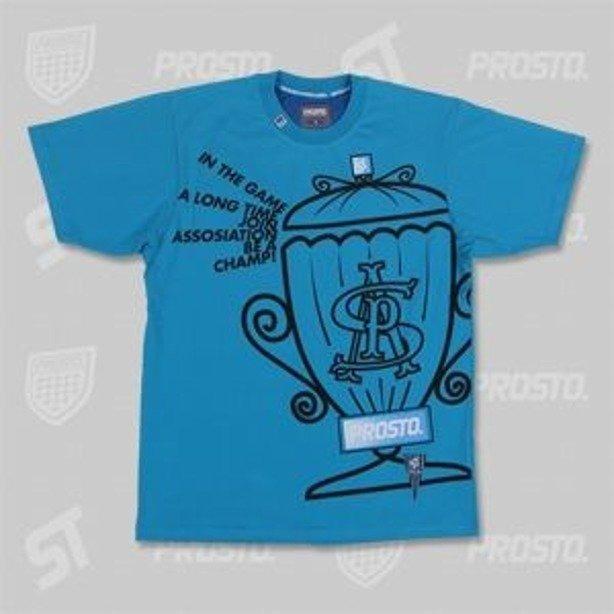 PROSTO KOSZULKA SPORT CHAMP BLUE