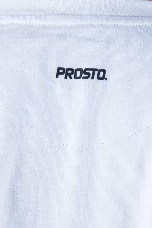 PROSTO T-SHIRT BASIC WHITE