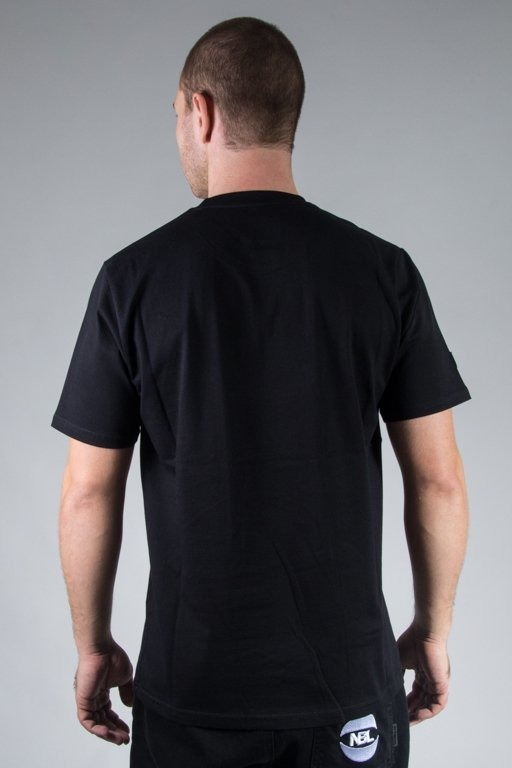 PROSTO T-SHIRT LOOK BLACK