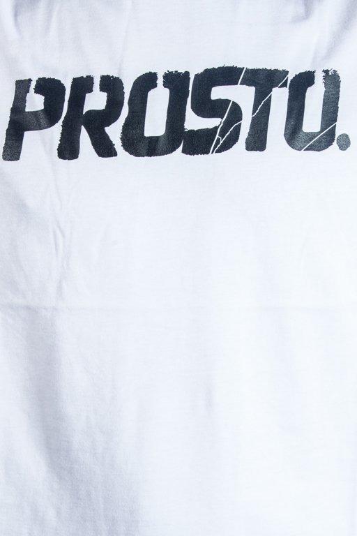 PROSTO T-SHIRT MIXTAPE WHITE