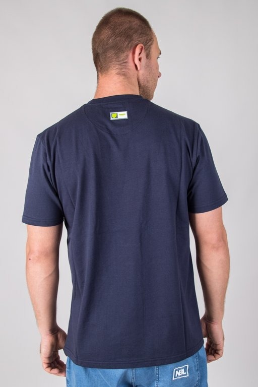 PROSTO T-SHIRT VIEW NAVY