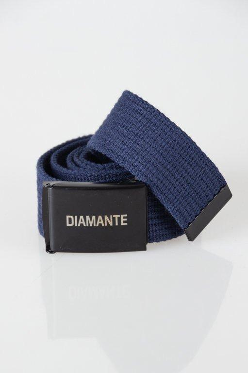 Pasek Diamante Wear Parciany Navy