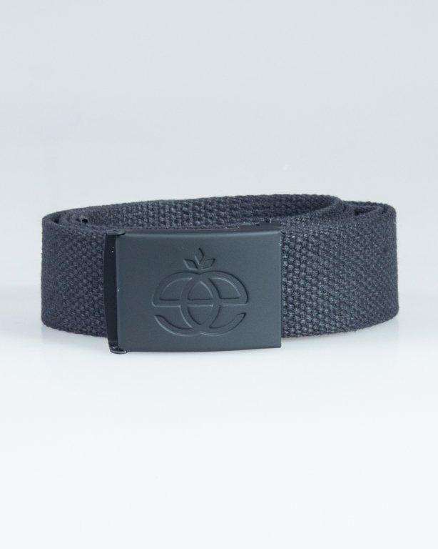 Pasek Elade Logo Black