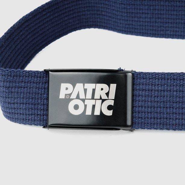 Pasek Patriotic Parciany Cls Navy