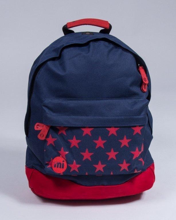 Plecak Mi Pac Stars Navy-Red