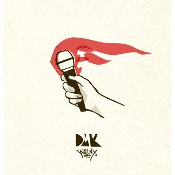 Płyta Cd Dmk - Wolny