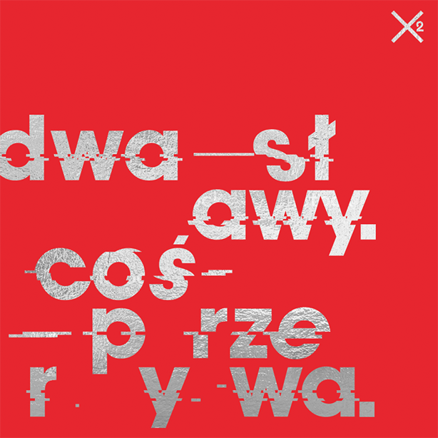 Płyta Cd Dwa Sławy - Coś Przerywa