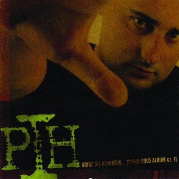 Płyta Cd Pih Boisz Się Alarmów