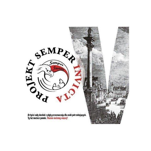 Płyta Cd Projekt Semper Invicta