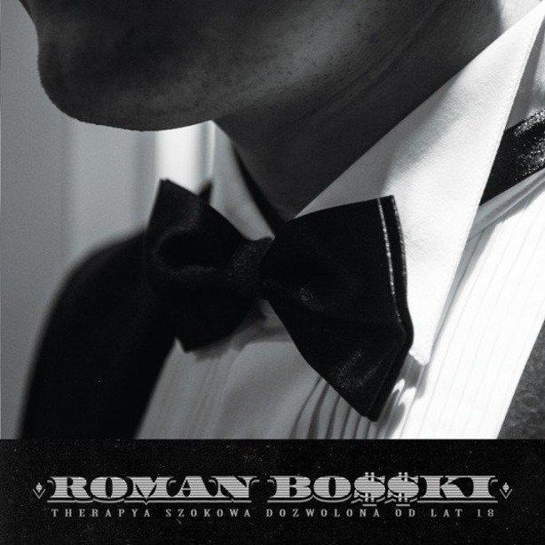 Płyta Cd Roman Boski Therapia Szokowa