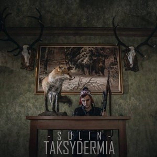 Płyta Cd Sulin - Taksydermia