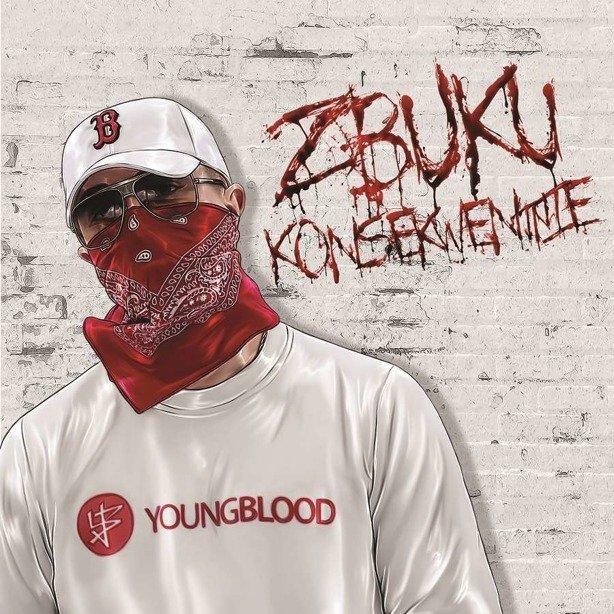 Płyta Cd Zbuku - Konsekwentnie